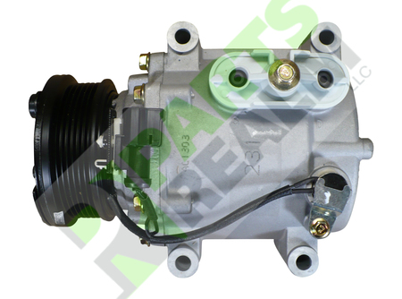 CO-0025A New Ford Scroll Compressor